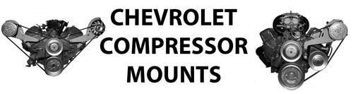 Chevrolet Compressor Mounts