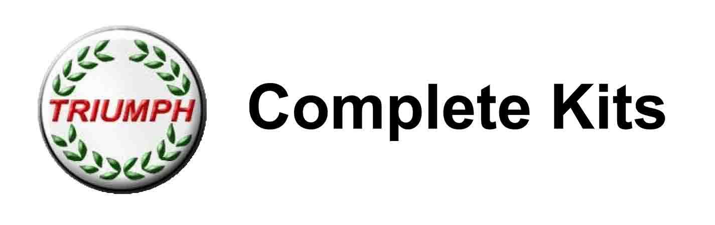 Triumph Complete Kits