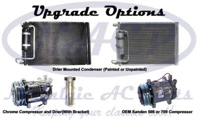 Dodge A//C AC Drier Fits 1980-1997 Integra Kia Series SEE CHART Audi