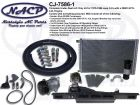 1975 - 1986 Complete A/C Only Kit Jeep CJ's 258CI 4.2L Engine