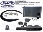 1975-1986 Complete AC and Heat Kit Jeep CJ With Existing Compressor