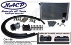 Complete Ford AC Kit - Select an Evaporator - Stock Comp. Mount
